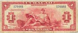 1 Gulden CURACAO  1942 P.35a TB