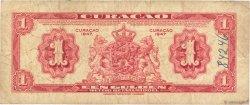 1 Gulden CURACAO  1947 P.35b TB+