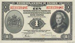 1 Gulden INDES NEERLANDAISES  1943 P.111a pr.NEUF