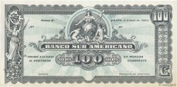 100 Sucres ÉQUATEUR  1920 PS.254 SPL