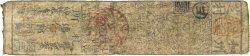 Hansatsu - Momme JAPON  1860 P.-- B
