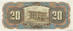 20 Colones COSTA RICA  1901 PS.175r NEUF