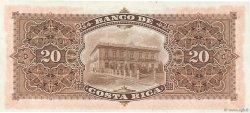 20 Colones COSTA RICA  1906 PS.179r NEUF
