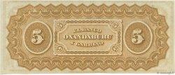 5 Pesos Bolivianos ARGENTINE  1869 PS.1783r SPL