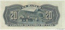 20 Centavos CUBA  1897 P.053a pr.NEUF