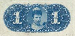 1 Peso CUBA  1896 P.047a NEUF