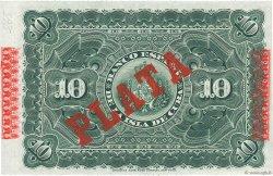 10 Pesos CUBA  1896 P.049d pr.NEUF