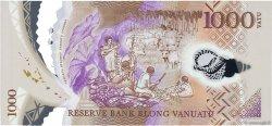 1000 Vatu VANUATU  2014 P.New NEUF
