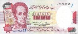1000 Bolivares VENEZUELA  1992 P.073b NEUF
