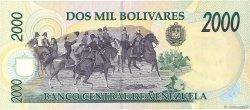 2000 Bolivares VENEZUELA  1994 P.074a NEUF