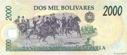2000 Bolivares VENEZUELA  1998 P.077c TTB
