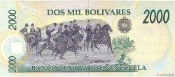 2000 Bolivares VENEZUELA  1998 P.077c NEUF