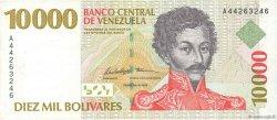 10000 Bolivares VENEZUELA  1998 P.081 TTB