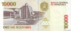 10000 Bolivares VENEZUELA  1998 P.081 pr.NEUF