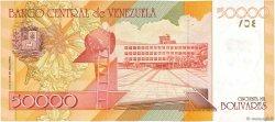 50000 Bolivares VENEZUELA  1998 P.083 pr.NEUF
