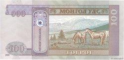 100 Tugrik MONGOLIE  2008 P.65b NEUF