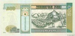 500 Tugrik MONGOLIE  2011 P.66c NEUF