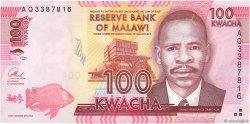 100 Kwacha MALAWI  2013 P.59 NEUF