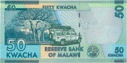 50 Kwacha MALAWI  2014 P.58 NEUF