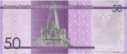 50 Pesos Dominicanos RÉPUBLIQUE DOMINICAINE  2014 P.New NEUF