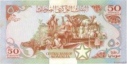 50 Shilin SOMALIE  1983 P.34a SPL+