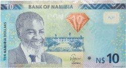 10 Namibia Dollars NAMIBIE  2013 P.11b NEUF