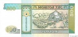 500 Tugrik MONGOLIE  1993 P.58 SPL