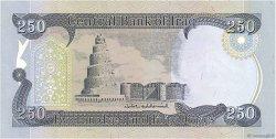 250 Dinars IRAK  2013 P.097 NEUF