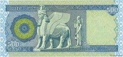 500 Dinars IRAK  2013 P.098 NEUF