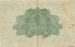 1 Krone NORVÈGE  1942 P.15a TB