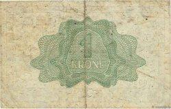 1 Krone NORVÈGE  1943 P.15a TB