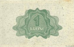 1 Krone NORVÈGE  1944 P.15a TTB