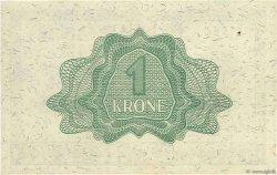 1 Krone NORVÈGE  1944 P.15a SUP
