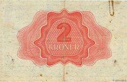 2 Kroner NORVÈGE  1943 P.16a1 TB