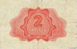 2 Kroner NORVÈGE  1944 P.16a1 TB