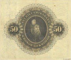 50 Kronor SUÈDE  1962 P.47d pr.TTB