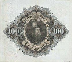 100 Kronor SUÈDE  1958 P.45d TTB