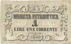 1 Lira ITALIE  1848 P.S185 B