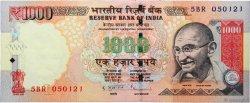 1000 Rupees INDE  2013 P.107e NEUF
