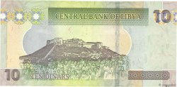 10 Dinars LIBYE  2011 P.73 TTB+