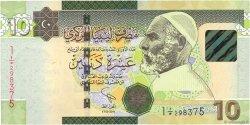 10 Dinars LIBYE  2011 P.73Aa pr.NEUF