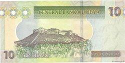 10 Dinars LIBYE  2011 P.73 pr.NEUF