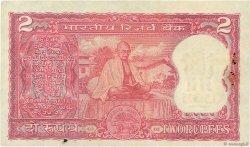 2 Rupees INDE  1970 P.067b TTB