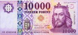 10000 Forint HONGRIE  2014 P.New NEUF