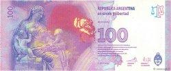 100 Pesos ARGENTINE  2014 P.358c NEUF