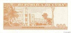 200 Pesos CUBA  2010 P.New NEUF