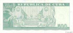 500 Pesos CUBA  2010 P.New pr.NEUF