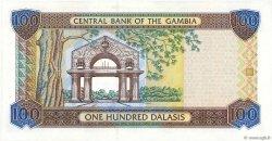 100 Dalasis GAMBIE  2001 P.24c NEUF