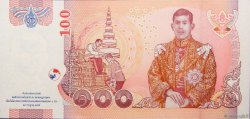 100 Baht THAÏLANDE  2012 P.123 NEUF