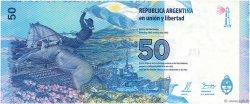 50 Pesos ARGENTINE  2015 P.362 NEUF